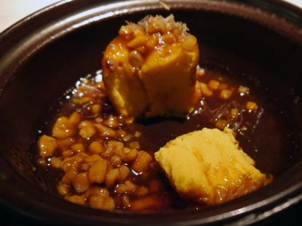 tofu sliced hkk