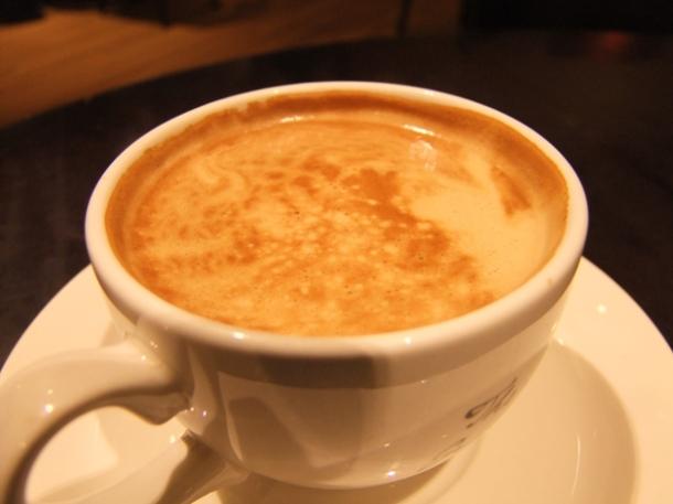 caffe ritazza flat white