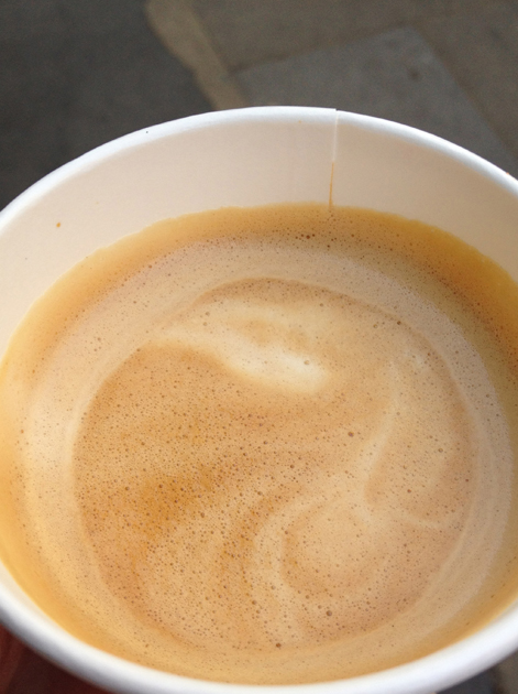 foxcroft and ginger flat white