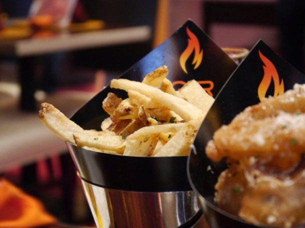 fries at gordon ramsay burgr