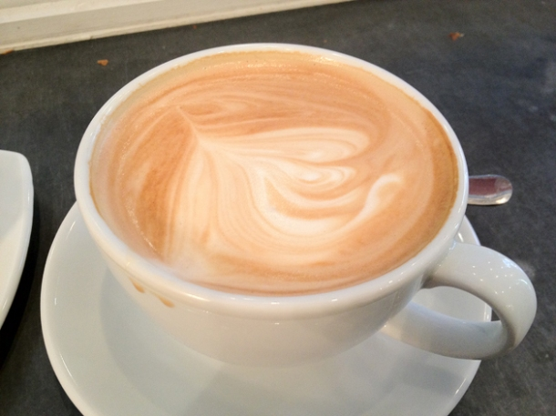 gail's soho flat white