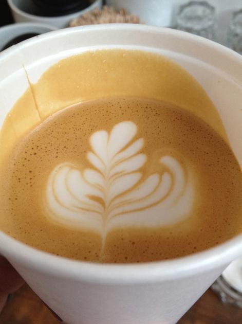 kaffeine flat white