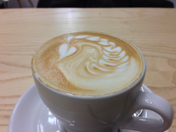 liberty of norton folgate flat white