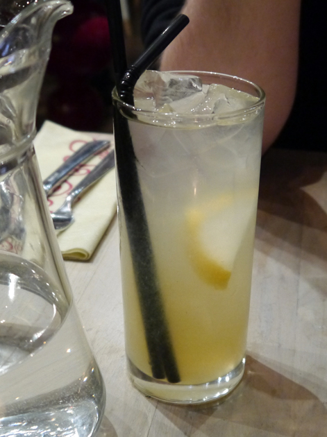 limonata at rossopomodoro