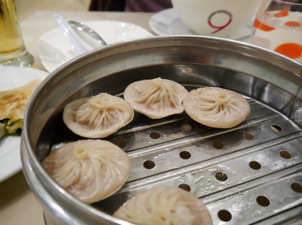 xiaolongbao at beijing noodle no 9