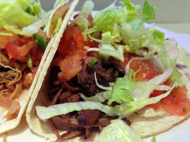 nineteenten beef taco