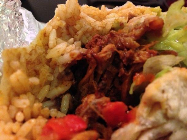 burrito bros pork burrito