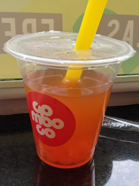 bubble tea from cocombo