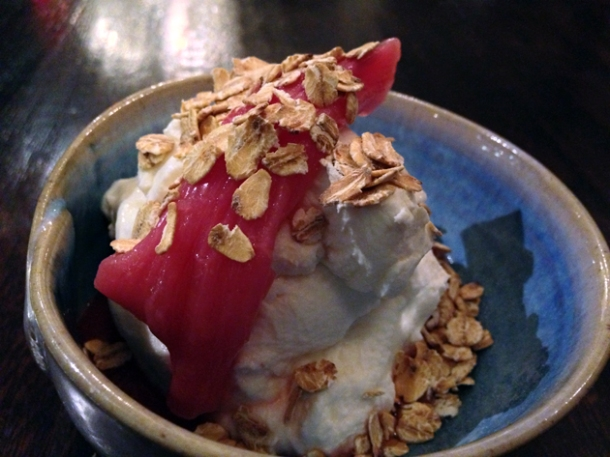 cranachan at newman street tavern
