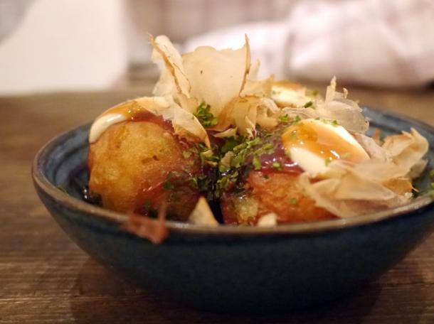takoyaki at kirazu