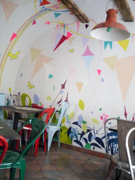 inside galeto dean street soho
