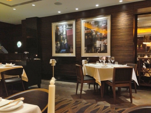 blue boar at the intercontinental hotel westminster