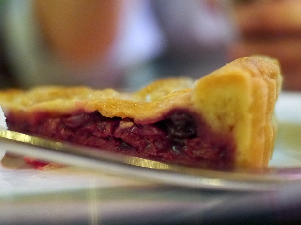 cherry pie at porky's