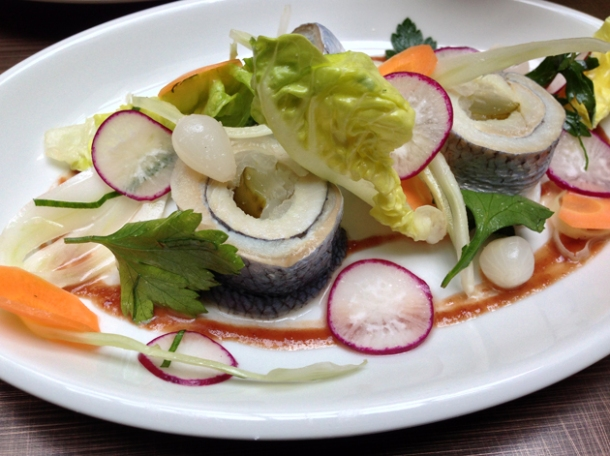 pickled herring at picture great portland street