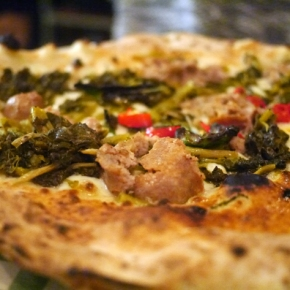 Pizza Pilgrims Dean Street review – Soho pizza van settles down