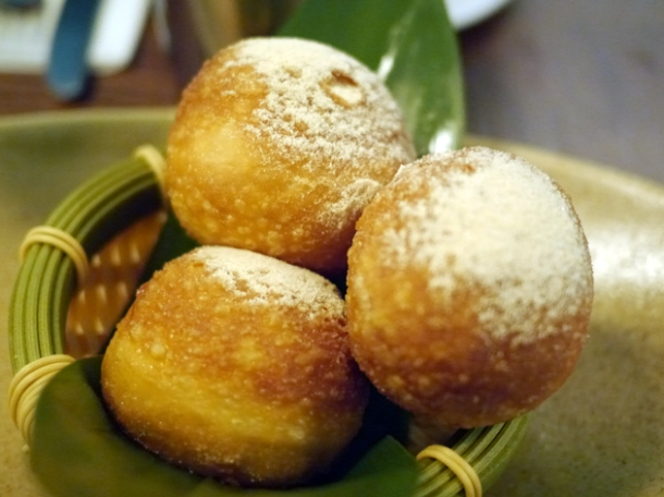 kinako donuts from flesh and buns