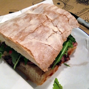 Mamita Que Chorizo review – South American Shoreditch sandwiches for supper
