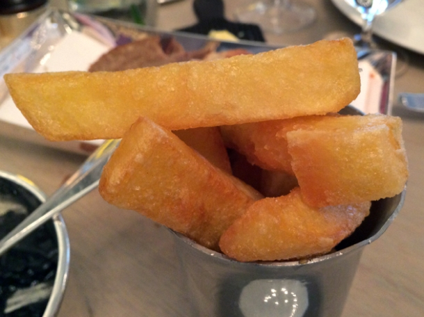 chips at berners tavern