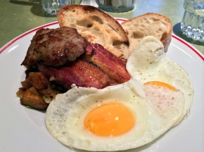Jackson + Rye review – Soho late night diner and American breakfasts