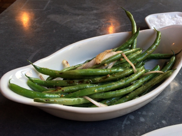 french beans at meat people