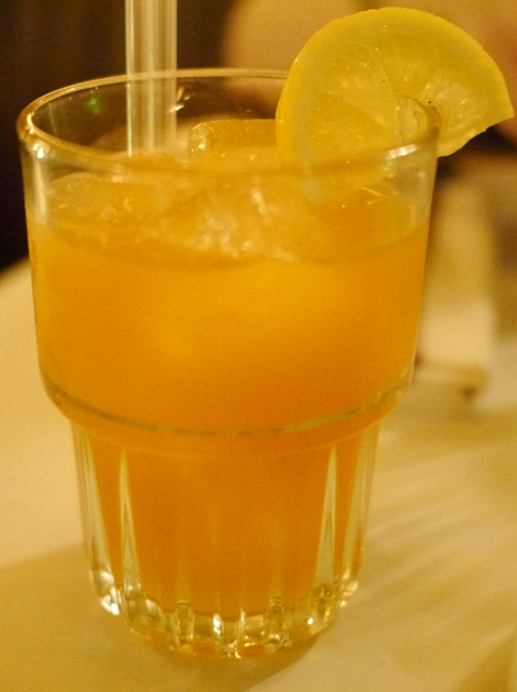 iced tea at jackson and rye