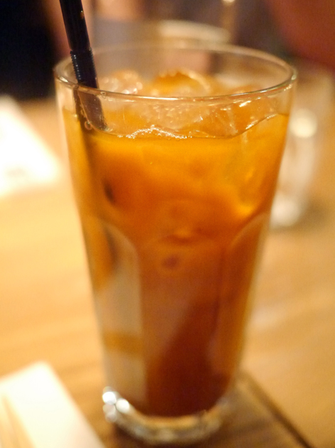iced tea at janetira
