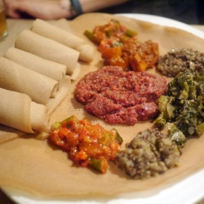 Lalibela review – a taste of Ethiopia in TufnellPark