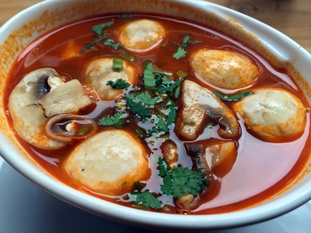 tom yung kung soup at janetira