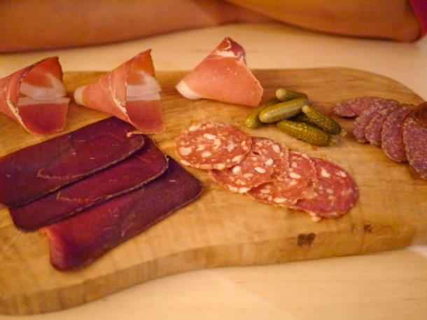 austrian cured meats at boopshi's