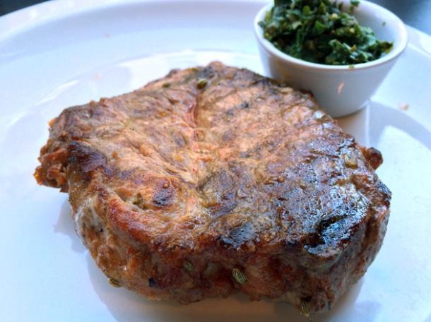 spare rib steak at blackfoot