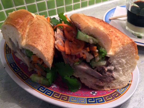 banh mi at miss chu