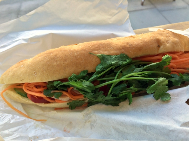 classic banh mi at chaonow