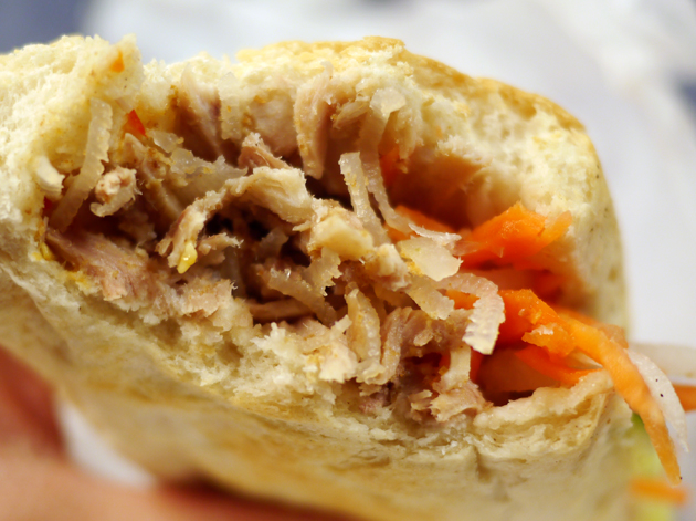 Caramelized Pork Bánh Mì Recipe — Dishmaps