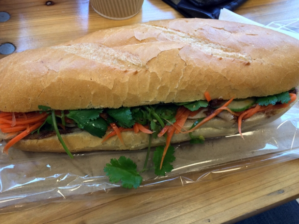 coldplay baguette at banh mi hoi an