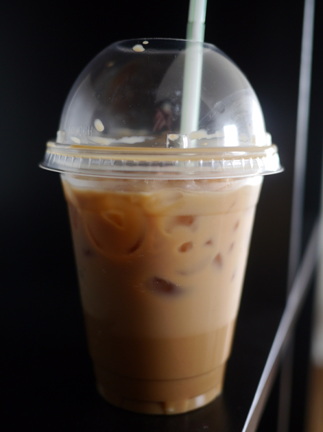 iced vietnamese coffee from an woolwich