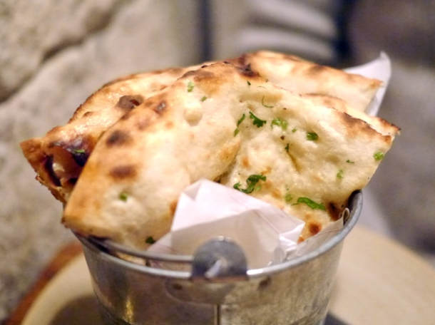 naan bread at imli street