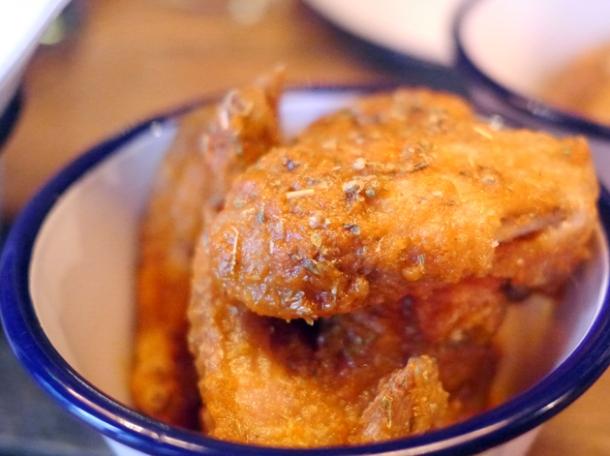 barnyard chicken wings