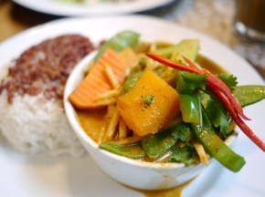 Rosa's Thai Cafe review – Carnaby Street Thaisurprise