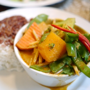 Rosa's Thai Cafe review – Carnaby Street Thai surprise