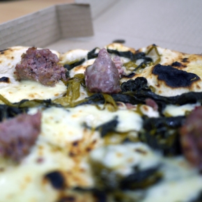 Franco Manca Tottenham Court Road review – West End take away pizza