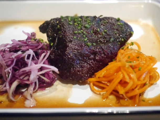 ox cheek at 160