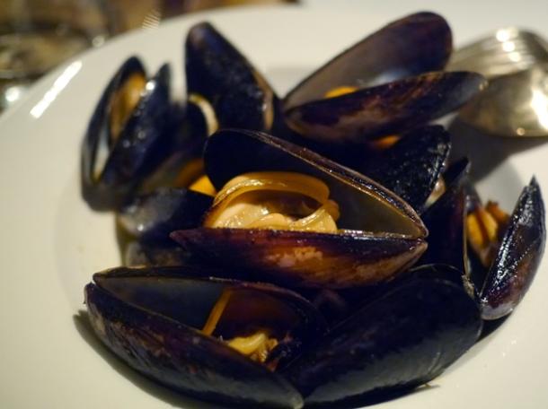 mussels at bilbao berria regent street