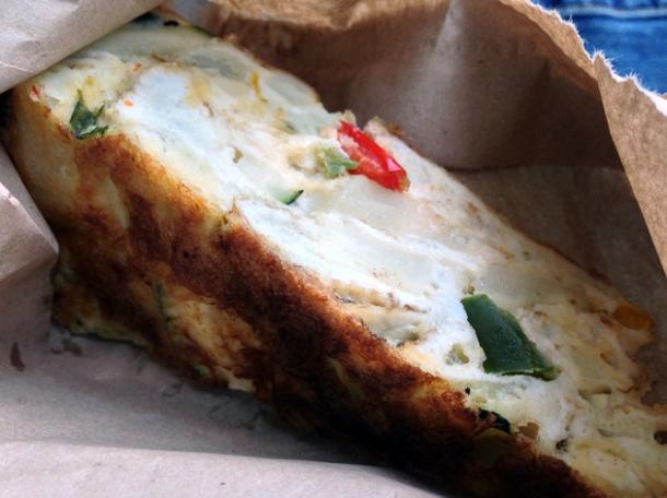 tortilla from silmar's taste