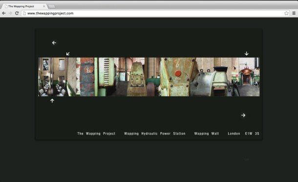 the wapping project website