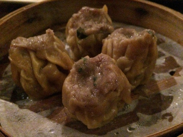 beef siu mai at firecracker