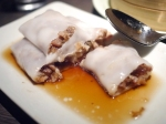 cha siu cheung fun at yauatcha
