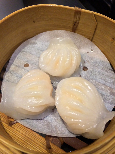 har gau at ping pong