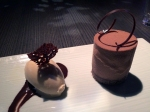 jasmine honey dessert at yauatcha
