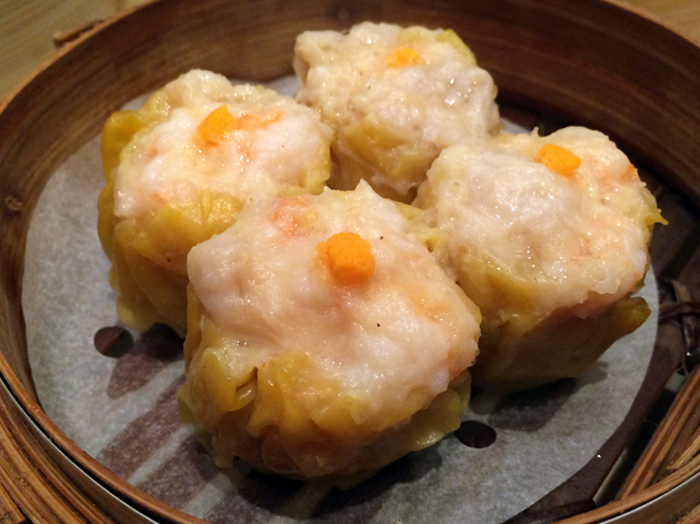 siu mai at young cheng