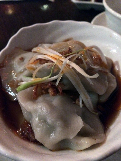 spicy minced lamb dumplings at yum cha silks and spice